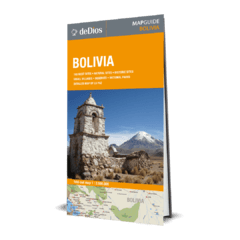Bolivia Map Guide - comprar online