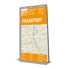 City Map Frankfurt