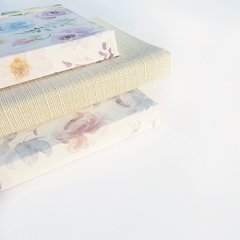 Notebook • Watercolor Roses - comprar online