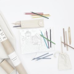 Coloring Notebook • Trust Your Journey - tienda online