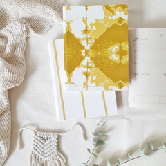 Agenda 2021 Hope - Yellow Shibori