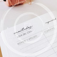 Imagen de WEDDING JOURNAL • AMELIE