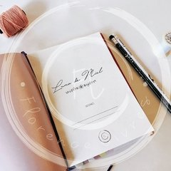 WEDDING JOURNAL • VERA - comprar online