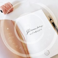 WEDDING JOURNAL • VERA - Florence Livres