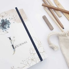 Notebook • Journal Gold Roses - comprar online