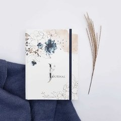 Notebook • Journal Gold Roses