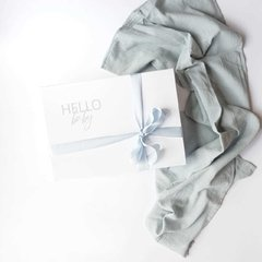 GIFT BOX - HELLO BABY BOY en internet