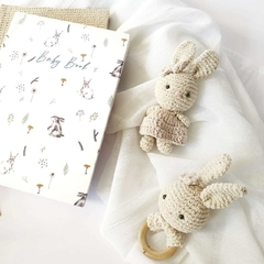 Baby Book • Woodland Little Bunnies - tienda online