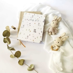 Baby Book • Woodland Little Bunnies - Florence Livres