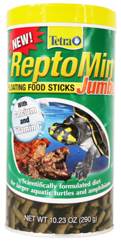 TETRA REPTOMIN JUMBO STICKS