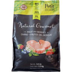 NATURAL GOURMET PETIT Adulto Razas pequeñas- GRAND PET