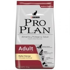 PROPLAN ADULTO 3 Kg POLLO Y ARROZ OPTIPREBIO
