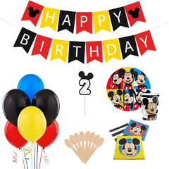 Kit de Fiesta Mickey