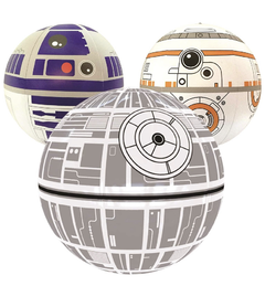 Set de pelotas inflables Star wars