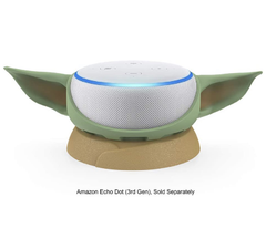 The Mandalorian: Stand para Amazon Echo Dot