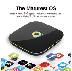 Android 9.0 TV Box - comprar online