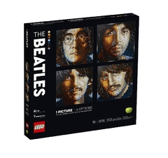LEGO Art The Beatles - comprar online
