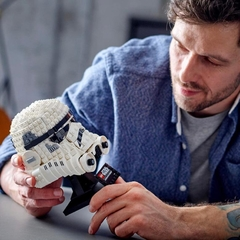 LEGO Star Wars Stormtrooper Casco en internet