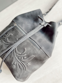 Marinero Lupe gris - Boris Handbags