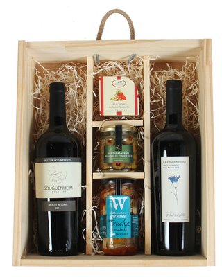 "Wine Box ""Valle de Uco"" Special"