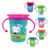 VASO WONDER CON RELIEVE Y ASAS (240ml) NUBY