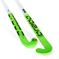 PALO HOCKEY BRABO WAVE TORSION BOX ELITE 3 GREEN 100% CARBONO 37.5""