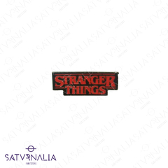 Pin Stranger Things logo