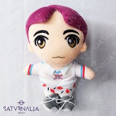 Plush Jungkook Idol - BTS