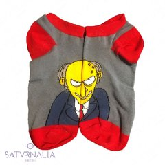 Soquetes del Sr Burns - Los Simpsons