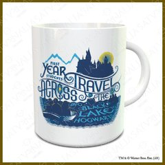 Taza porcelana First year students - HARRY POTTER OFICIAL
