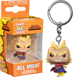 Funko POP Keychain - All Might - My Hero Academia