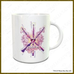 Taza porcelana Until the very end - HARRY POTTER OFICIAL