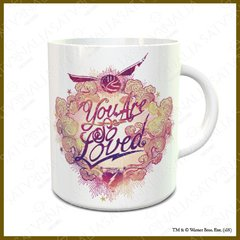 Taza porcelana You are so loved - HARRY POTTER OFICIAL