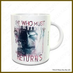 Taza porcelana Voldemort Returns - HARRY POTTER OFICIAL