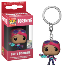 Funko POP Keychain - Brite Bomber - Fortnite