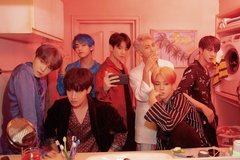 BTS - Map of the Soul: Persona + POSTER OFICIAL en internet