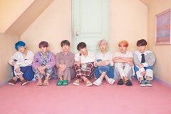 BTS - Map of the Soul: Persona + POSTER OFICIAL - Saturnalia