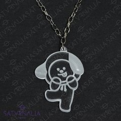 Collar traslucido Chimmy (Jimin) - BT21 - BTS
