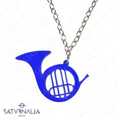 Collar/Llavero Corno azul - How I met your mother - comprar online