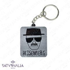 Llavero Heisenberg - Breaking Bad