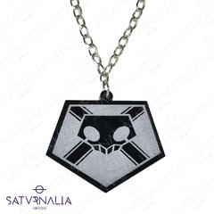 Collar Insignia Shinigami - Bleach