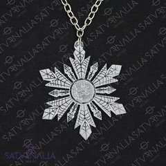 Collar Elsa Frozen - Once Upon a Time