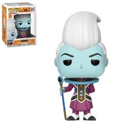 Funko POP - Whis - Dragon Ball - Vaulted