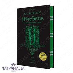 Harry Potter and the Philosopher's Stone - Edición 20 aniversario Slytherin
