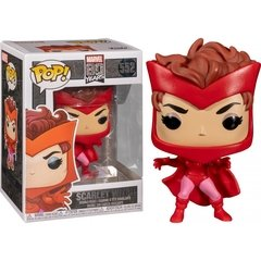Funko POP - Scarlet Witch 1st Appearance - Especial Marvel 80 Aniversario