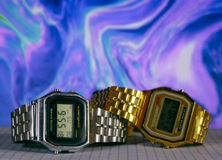 Imagem do Casio A168 - Gold - Inspired
