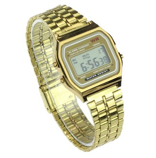 Casio A168 - Gold - Inspired - comprar online