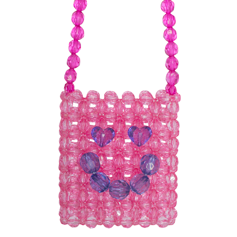 Mini Beads - Romantic Smiley