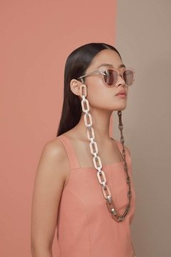 Imagen de Cadenas para Gafas Rainbow Chain - for Eyeglasses - Plata & Rose Gold