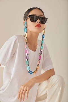 Cadenas para Gafas Rainbow Chain - for Eyeglasses - Rainbow Colors - comprar online